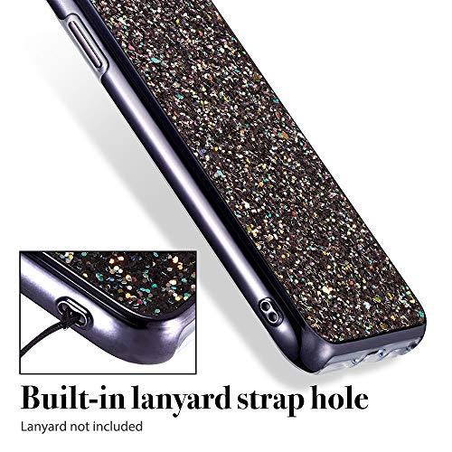 iphone xs max glitter hard case 5