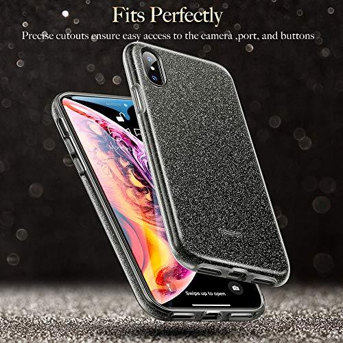 iphone xs max makeup glitter case 1