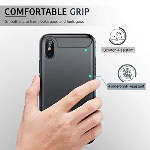 iphone xs x rambler rugged heavy duty case 3
