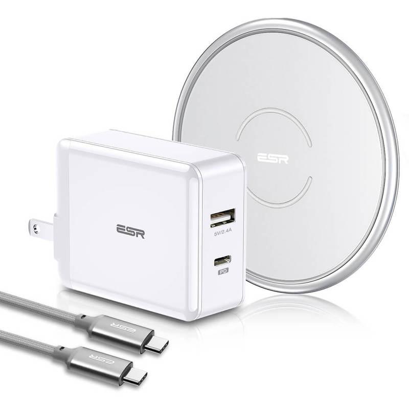 7.5W10W Fast Wireless Charging Bundle 1