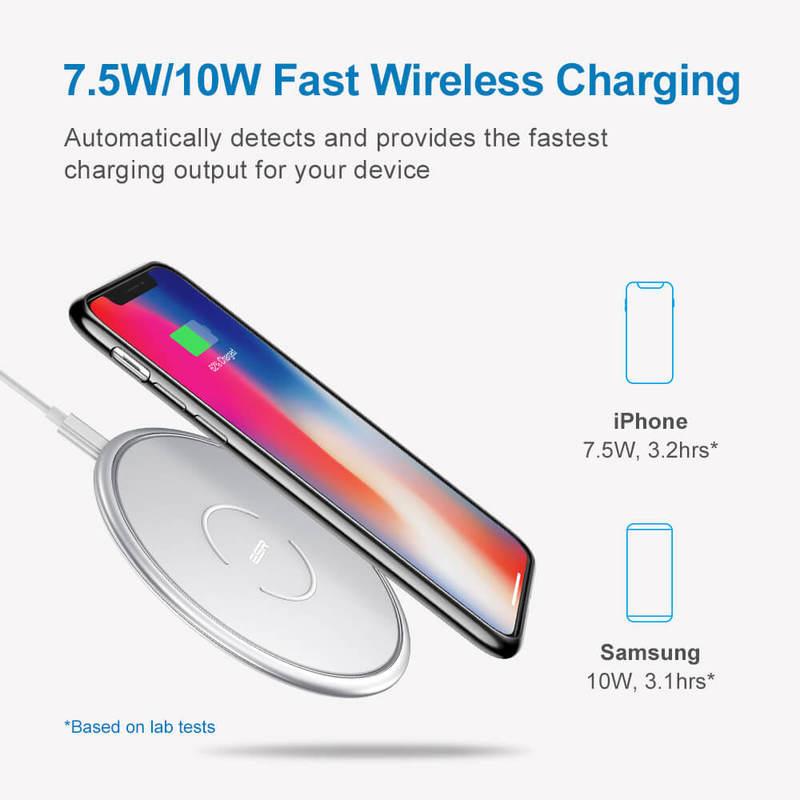 7.5W10W Fast Wireless Charging Bundle 3 1