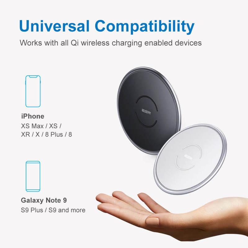 7.5W10W Fast Wireless Charging Bundle 4 1