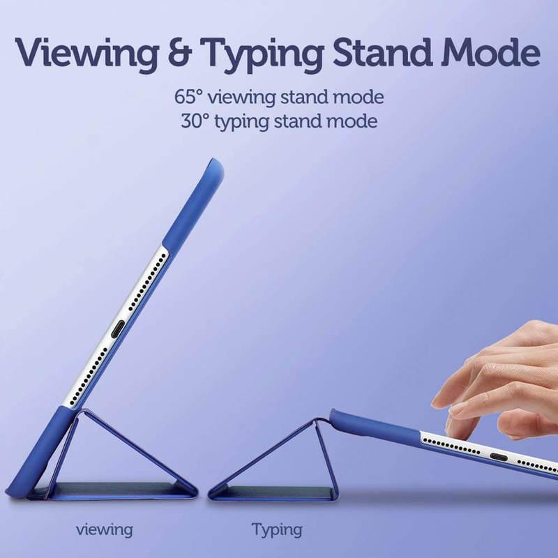 iPad 9.7 20182017 Yippee Premium Trifold Case 5
