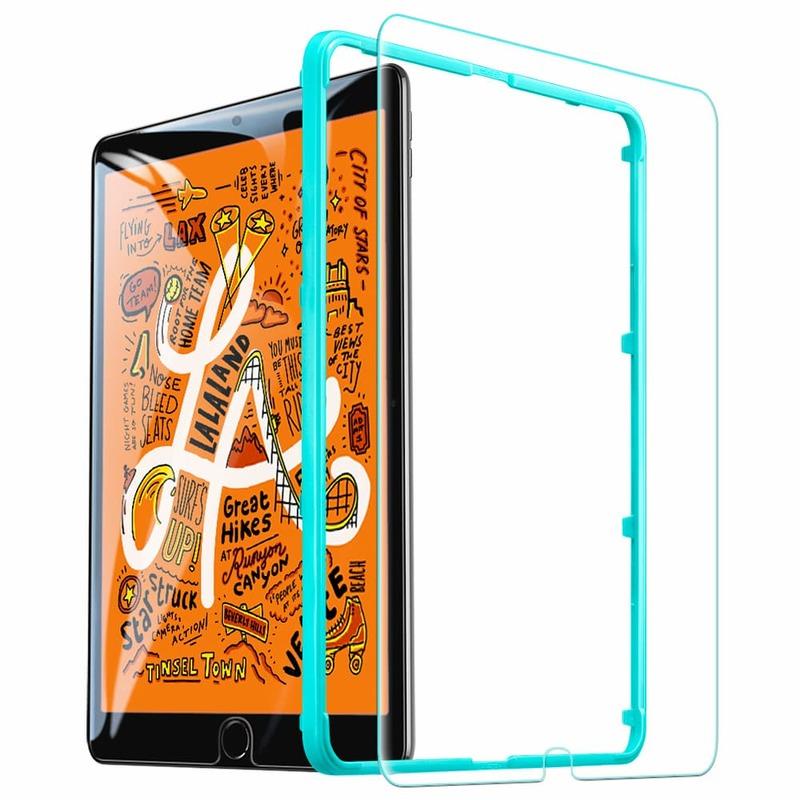 iPad Mini 5 2019Mini 4 Tempered Glass Screen Protector 1 pack