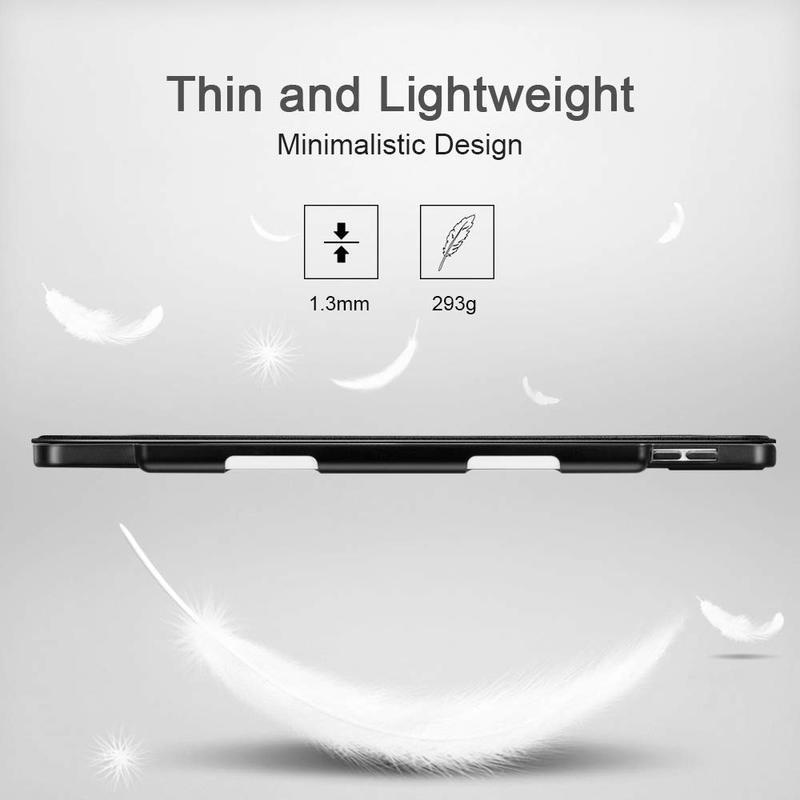 iPad Pro 12.9 2018 Yippee Pencil Trifold Case 6
