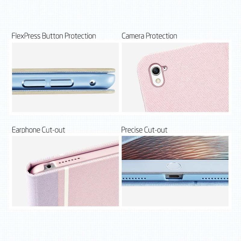 iPad Pro 9.7 Urban Premium Folio Case 4