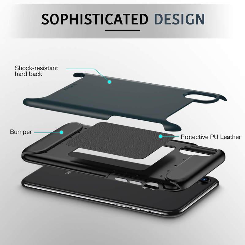 iPhone XR Rambler Rugged Heavy Duty Case 2