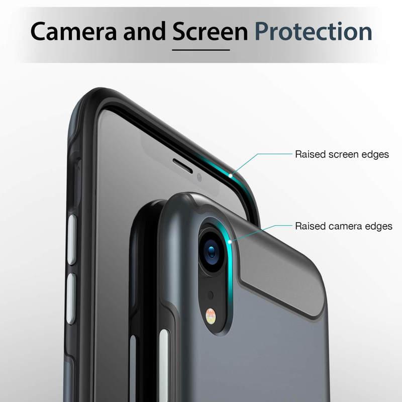 iPhone XR Rambler Rugged Heavy Duty Case 5