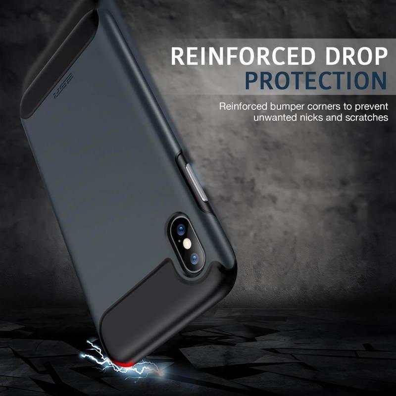 iPhone Xs Max Rambler Rugged Heavy Duty Case 1 1