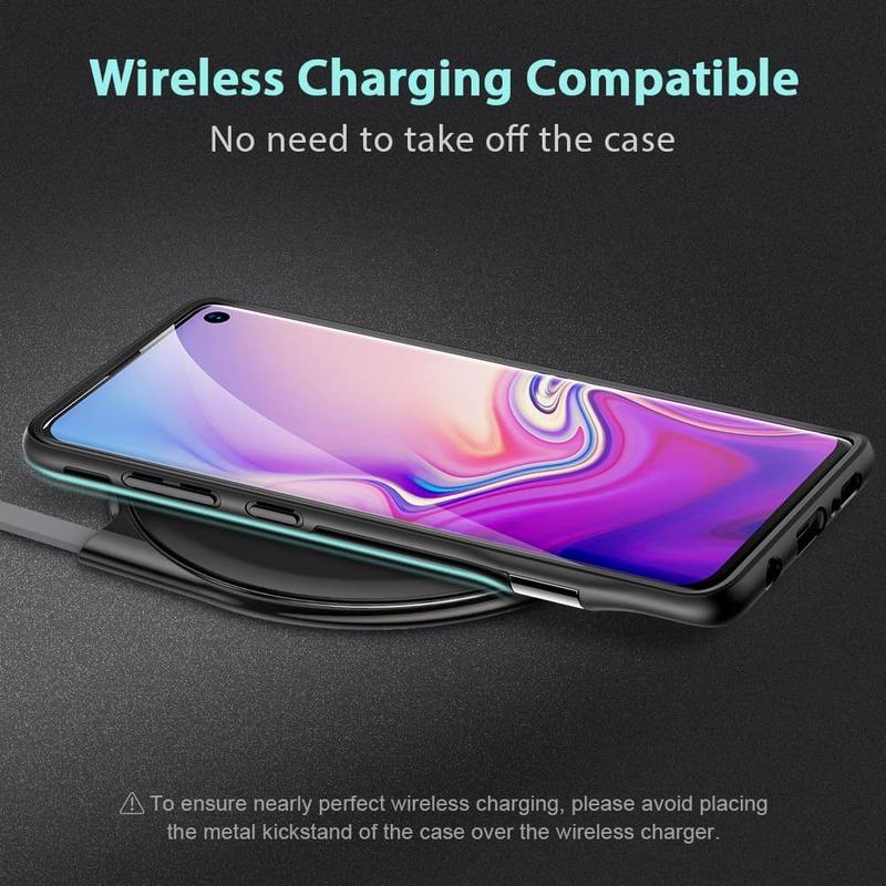 Galaxy S10 E Metal Kickstand Case 5