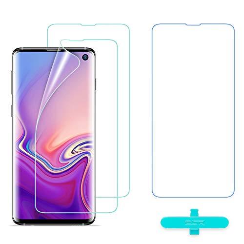 Galaxy S10 Liquid Skin Full Coverage Screen Protector