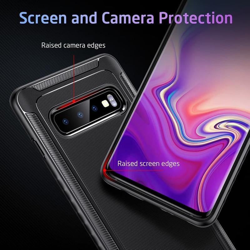Galaxy S10 Machina Flex Case 4