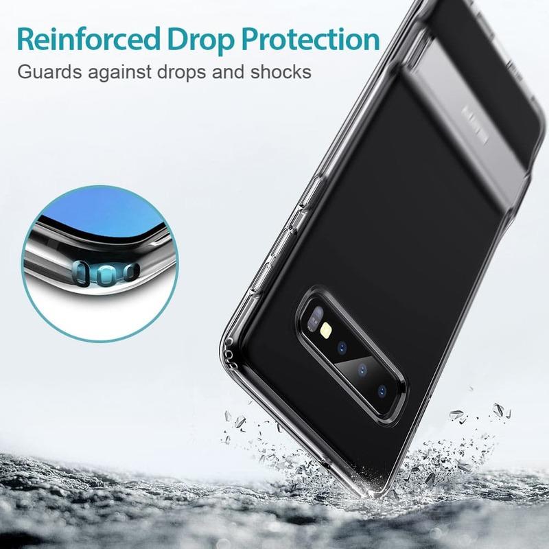 Galaxy S10 Metal Kickstand Case 3