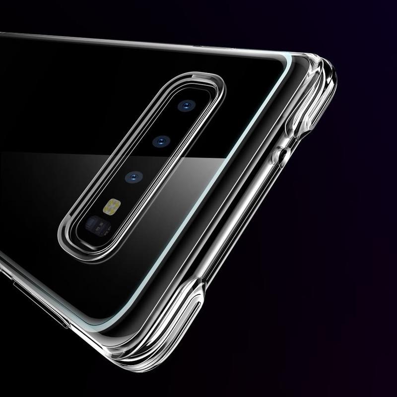 Galaxy S10 Plus Essential Guard Clear Case 4