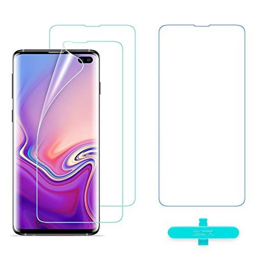 Galaxy S10 Plus Liquid Skin Full Coverage Screen Protector