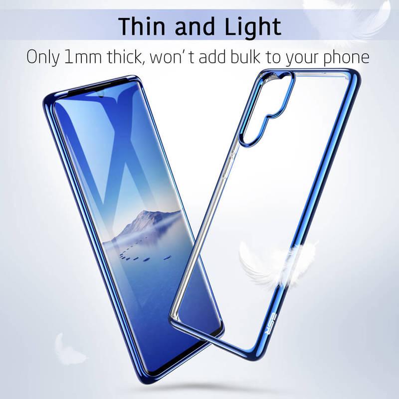 P30 Pro Essential Slim Clear Soft TPU Case1