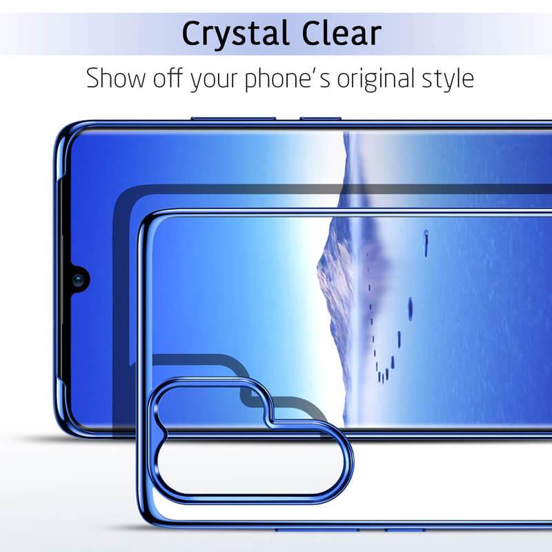 P30 Pro Essential Slim Clear Soft TPU Case2