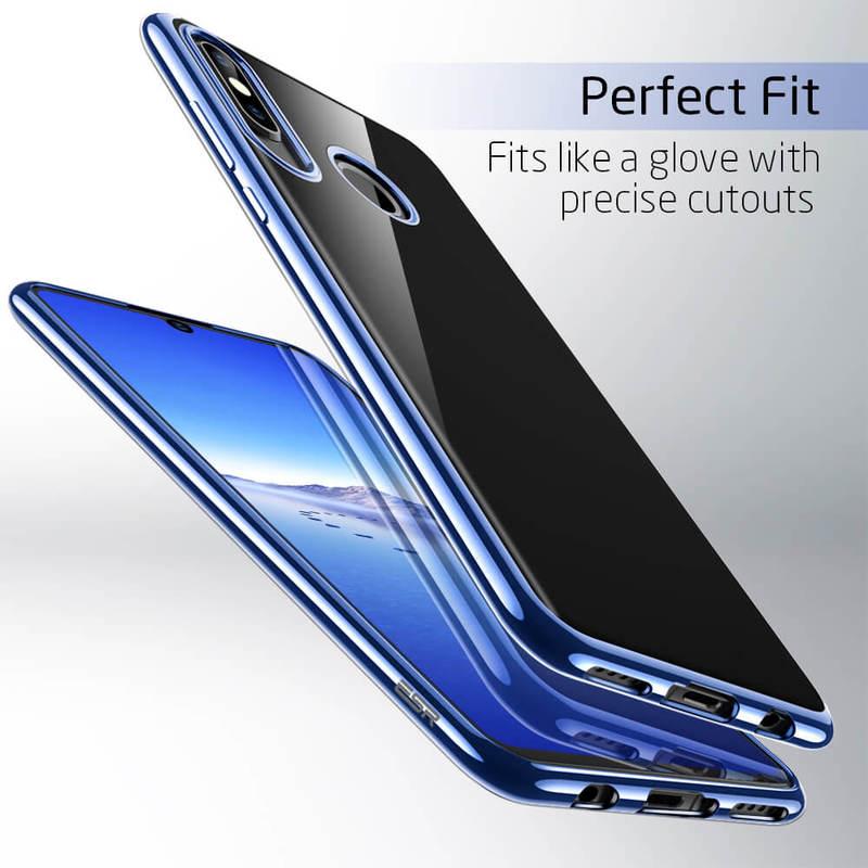 P30 Pro Essential Slim Clear Soft TPU Case3