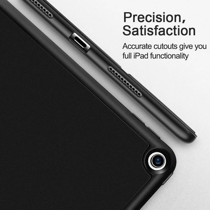iPad Air 10.5 2019 Rebound Pencil Slim Smart Case 7