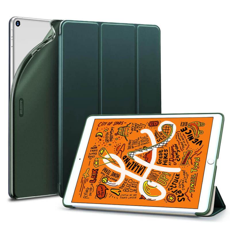 iPad Mini 5 2019 Rebound Slim Smart Case Green 1