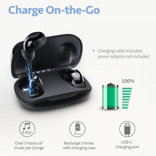 Mini Wireless Bluetooth Earphones3
