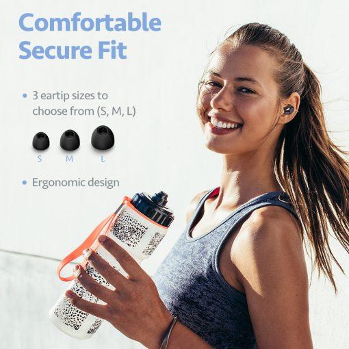 Mini Wireless Bluetooth Earphones4