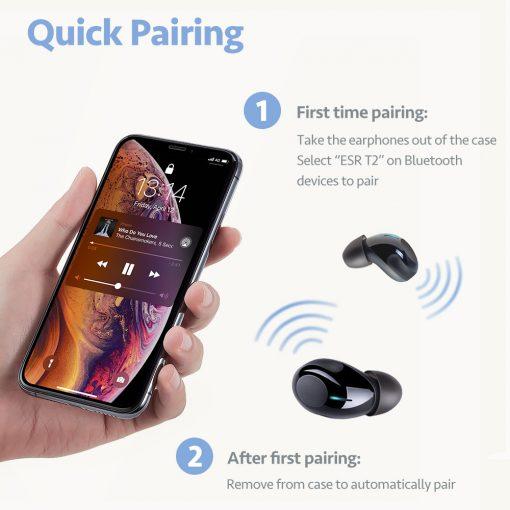 Mini Wireless Bluetooth Earphones5