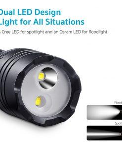 VOKKA Handheld Flashlight2