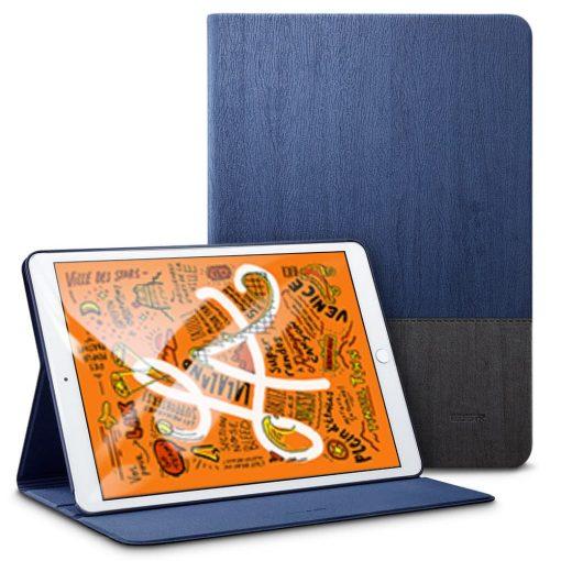 iPad Mini 5 2019 Urban Premium Folio Case blue gray 1
