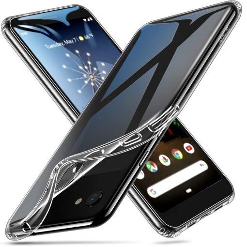 Pixel 3 XL Essential Slim Clear Soft TPU Case 510x510 1