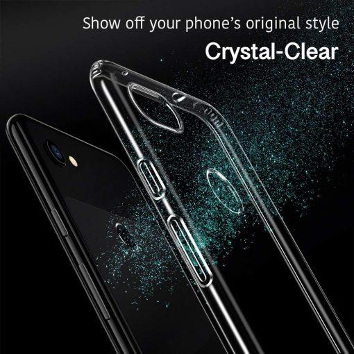 Pixel 3 XL Essential Slim Clear Soft TPU Case2