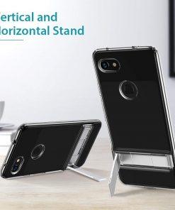 Pixel 3a Metal Kickstand Case1