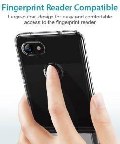 Pixel 3a XL Metal Kickstand Case 2