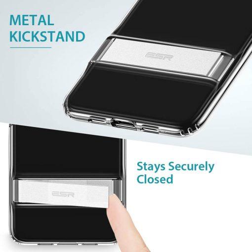 Pixel 3a XL Metal Kickstand Case5