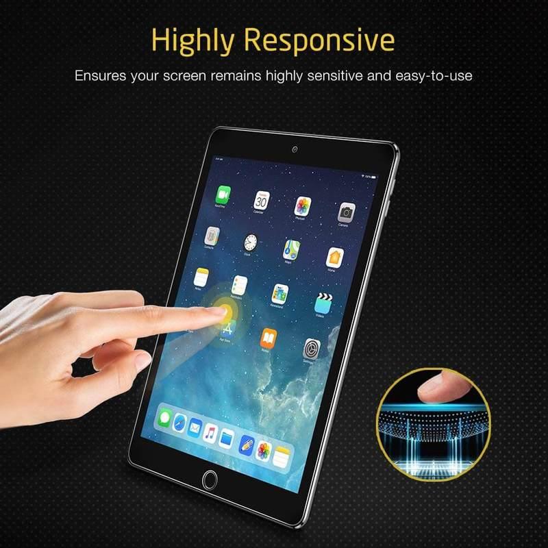 iPad Mini 5 2019 Mini 4 Matte Screen Protector2 副本
