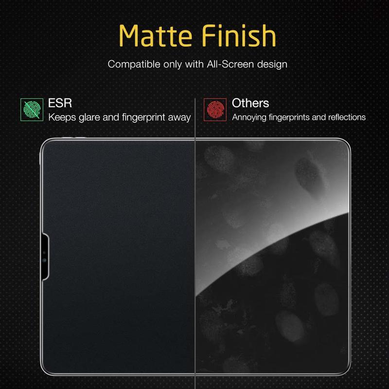 iPad Pro 12.9 2018 Matte Screen Protector5