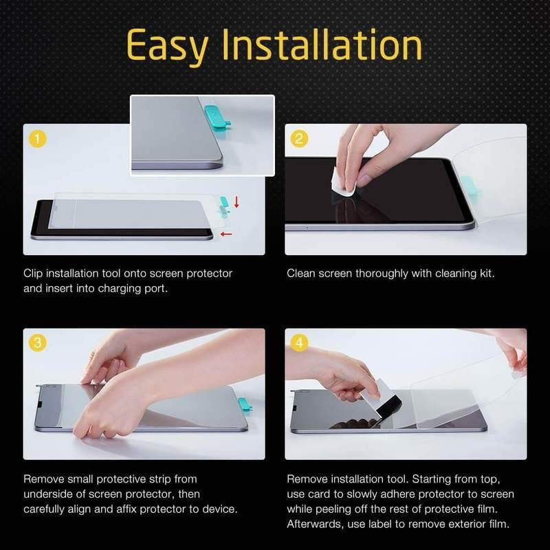 iPad Pro 12.9 2018 Paper Like Screen Protector5