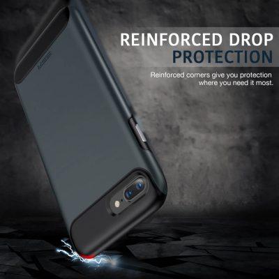 iPhone 8 Plus 7 Plus Rambler Rugged Heavy Duty Case 1