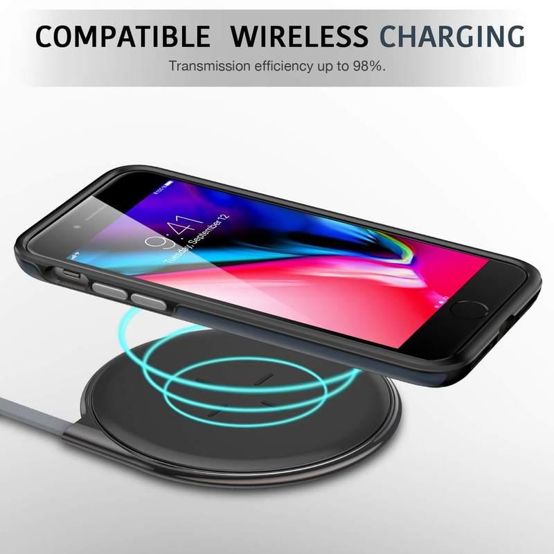 iPhone 8 Plus 7 Plus Rambler Rugged Heavy Duty Case 3