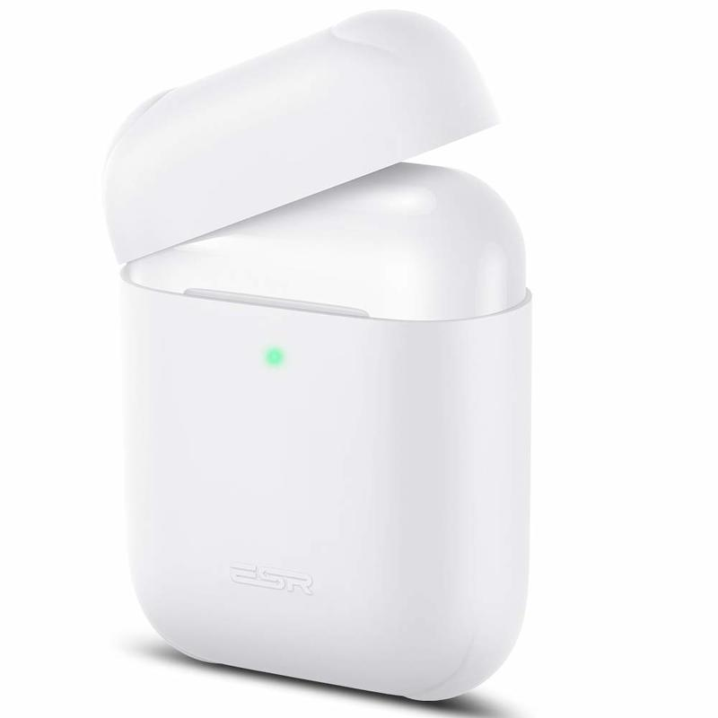 Breeze Plus AirPods Cover white
