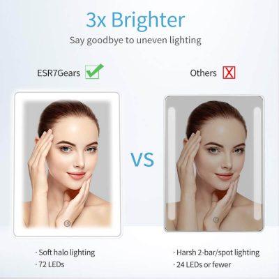 ESR7Gears LED Vanity Mirror1