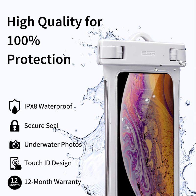 Universal Waterproof Phone Pouch1