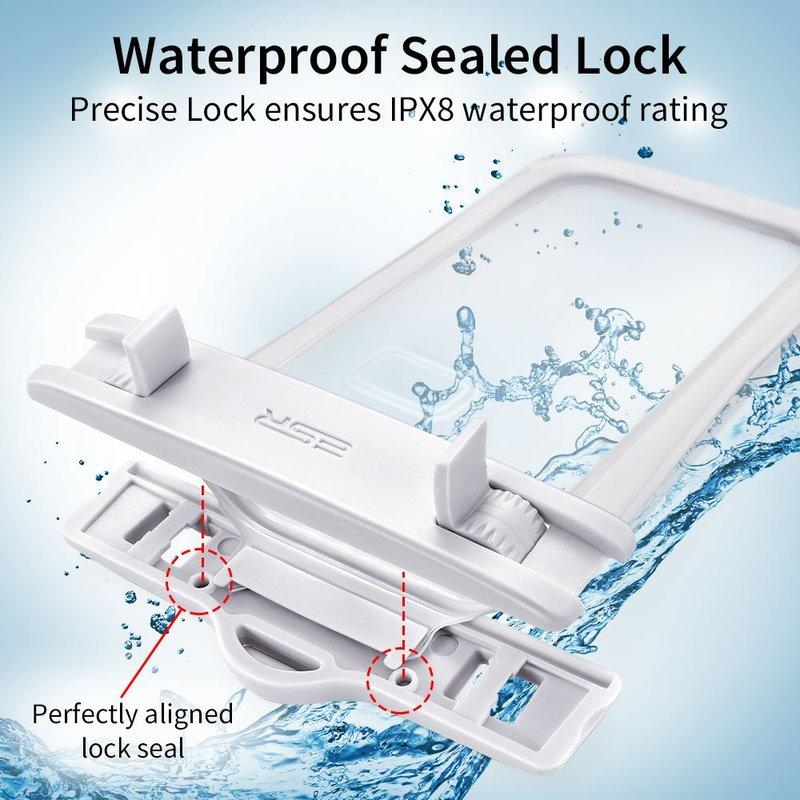 Universal Waterproof Phone Pouch2