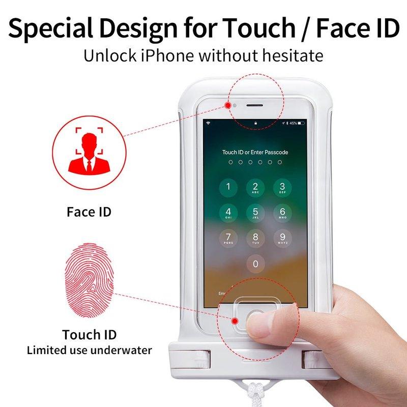 Universal Waterproof Phone Pouch5