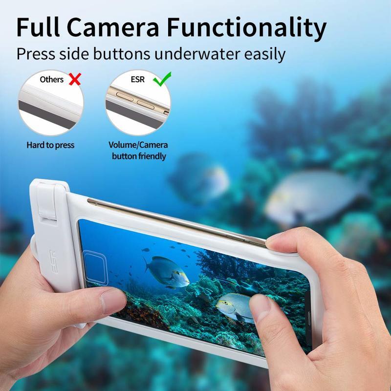 Universal Waterproof Phone Pouch6