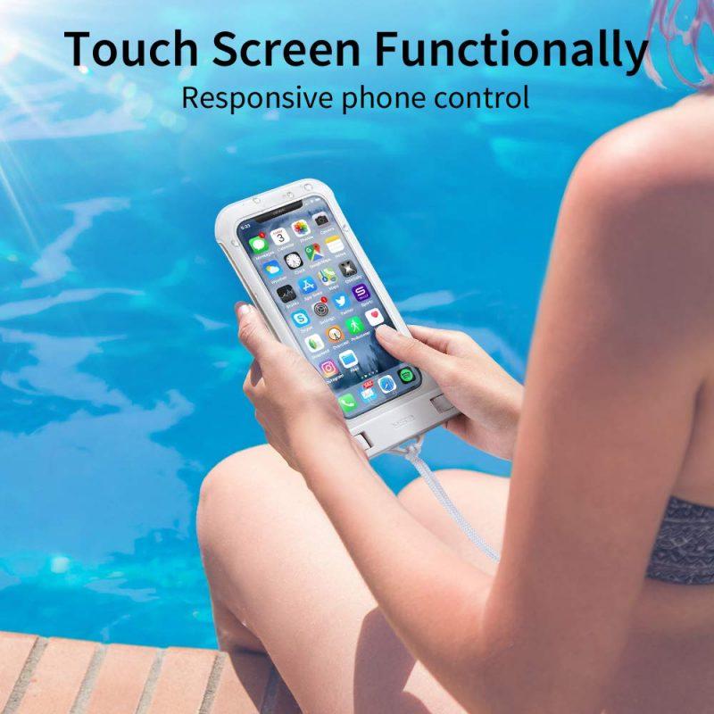 Universal Waterproof Phone Pouch8