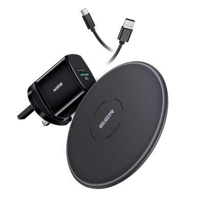 7.5W 10W Wireless Charging Set UK Plug