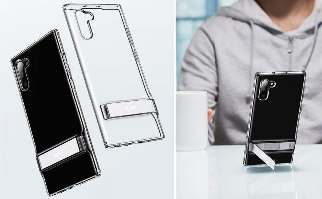 Galaxy Note 10 Metal Kickstand Case 1 1