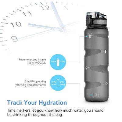 VOKKA Sports Water Bottle1