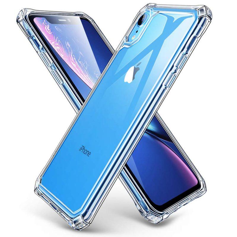 iPhone XR Axiom Clear Case